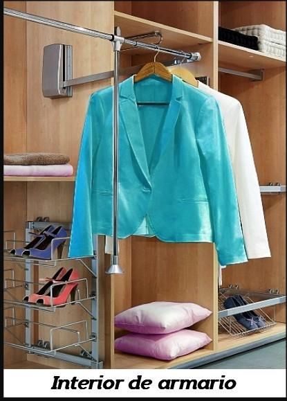 Accesorios para interior de armario
